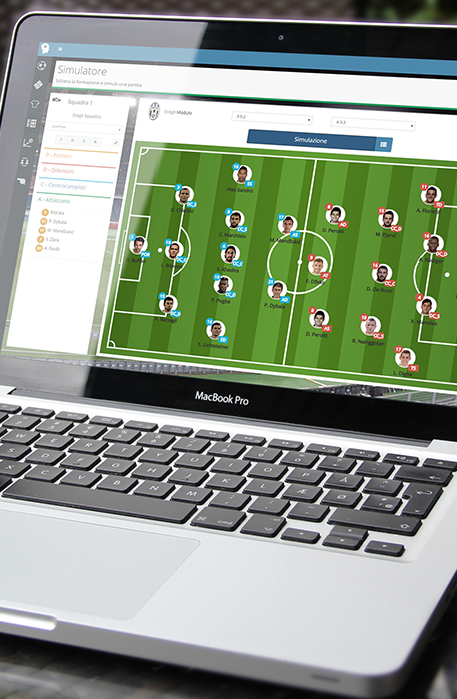 software analisi simulazione sportiva